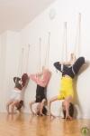 Yoga Charlottenburg Berlin - Rope Sirsasana