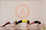 Yoga Charlottenburg Berlin - Purvottanasana