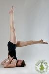 Yoga Charlottenburg Berlin - Eka Pada Sarvangasana