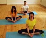 Yoga Charlottenburg Berlin - Baddha Konasana