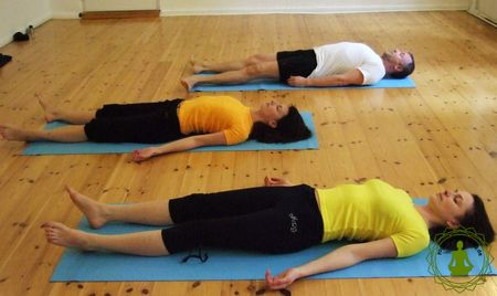 Yoga Charlottenburg Berlin - Savasana